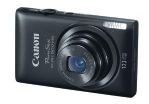 Canon PowerShot Elph Product Copy