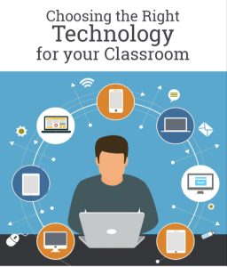 Choosing the right technology for your Classroom